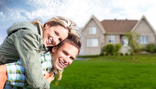 Wir bieten Ihnen eine Immobilienfinanzierung.